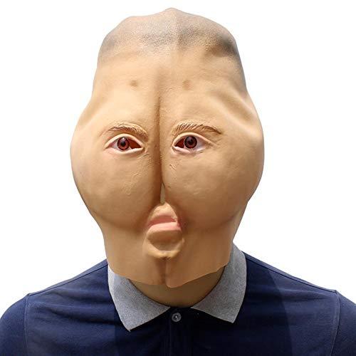 Pleasure-joy 2018Neue Maske Persönlichen Funny Ass Latex Masken -