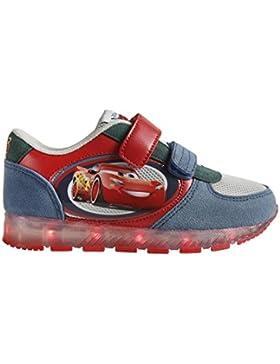 Zapatillas deportivas con luz Cars- Talla 26