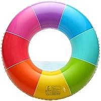 Melodycp Anillo de natación Piscina Flotador El Asiento Inflable Flotador de la Piscina del Anillo de