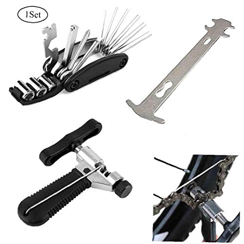 4Pcs Multifunktions-Fahrrad-Reparatur-Werkzeug-Kit Hex Speichen Radfahren Schraubenzieher-Werkzeug Mountain Bike Outdoor Sport Werkzeug-Reparatur