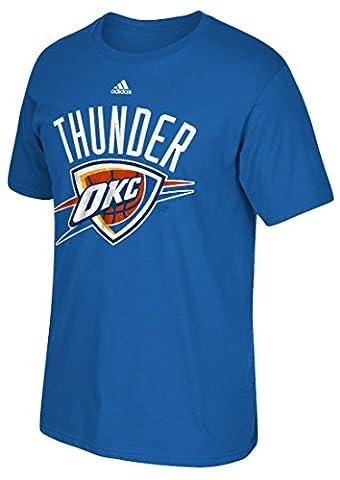 Oklahoma City Thunder Adidas NBA