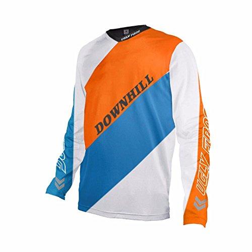 Uglyfrog 08 Bike Wear Manica Lunga Bicycle Sports Magliette Uomo MTB/Downhill/Motorcycle Primavera Jersey Mountain Bike Shirt