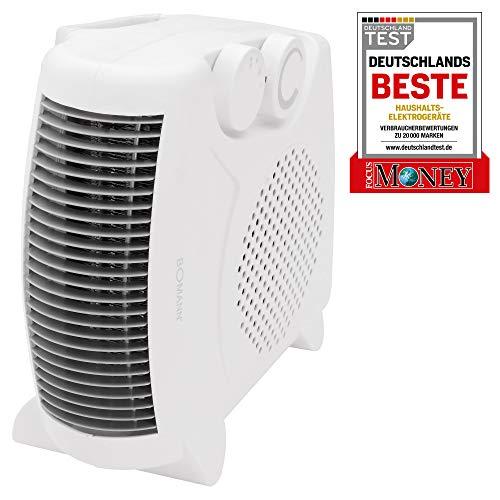 Bomann HL 1095 CB - Calefactor de aire caliente