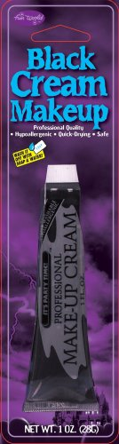 Theater Make up CREAM MAKEUP schwarz