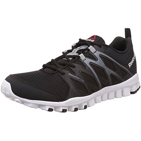 Reebok Realflex Train 4.0 Zapatillas de Running, Hombre