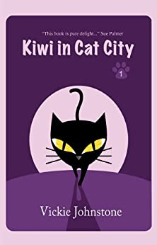 Kiwi in Cat City (Kiwi series Book 1) by [Johnstone, Vickie]