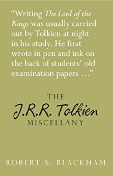 The J.R.R. Tolkien Miscellany (Literary Miscellany) by [Blackham, Robert S]