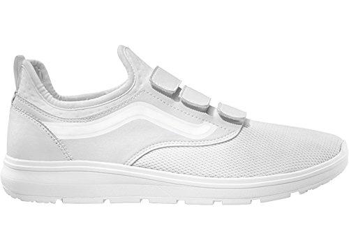 Vans Unisex-Erwachsene Ua Iso Priz Sneakers (mono) White