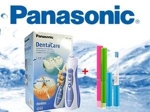 Panasonic EW1211 Munddusche (zur Reinigung der Zahnzwischenräume)+Geschenk