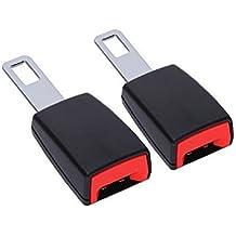 Catalpa Flores 2 pieza universal correa Candado adaptador Clip Alarma Canceller Anti correa Warner Anti Conector