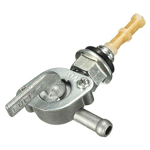 ZHUOTOP Valvola di Sfiato per Serbatoio Carburante, da 10 mm, con Rubinetto, per Quad, Mini Moto da Cross, kart