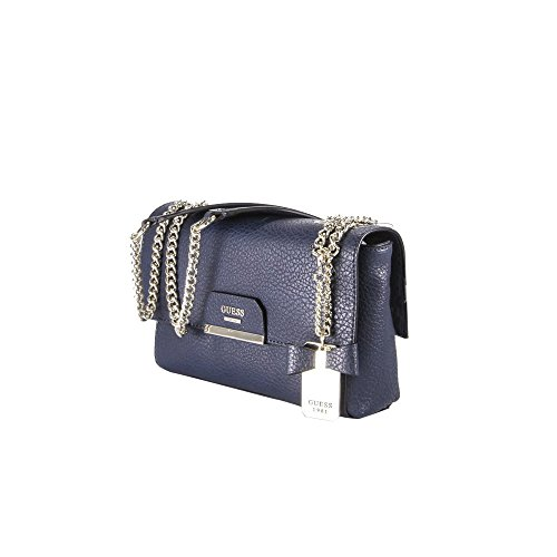 Guess Damen Hwpb6683210 Shopper, 13 x 23.5 x 31 cm Blau (Navy)