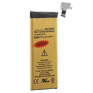 IPHONE 4S Batterie Interne Longue Durée Haute Capacité Iphone 4S Neuve