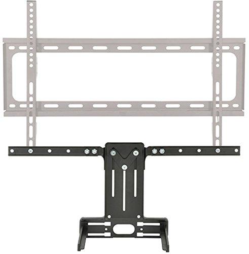 avl4–Media Regal Adapter für TV-Halterung VESA kompatibel ohne Bohren verstellbar Höhe/Breite 2kg max Gewicht 630x 277x 142mm Regal Adapter