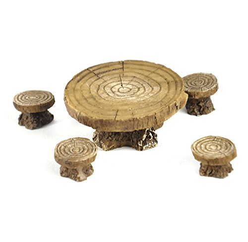 woodland-table-and-stool-set-fiddlehead-fairy-garden-collection