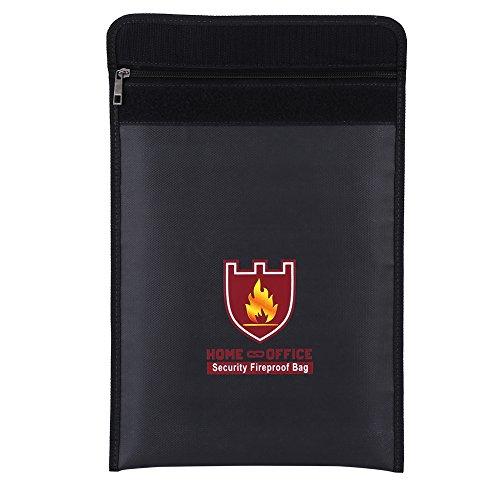 e249b8c79b57f Feuerfeste Tasche Lipo Batterietasche Liposack Wasserdicht faltbar Beutel  für sichere aufladende Lagerung