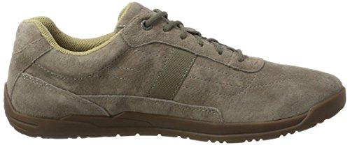 Caterpillar Mullan, Sneakers Basses Homme Gris (Mens Grey)
