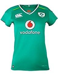 2016-2017 Ireland Home Vapodri Pro Rugby Shirt (Womens)
