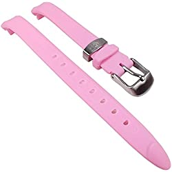 Calypso Replacement Watch Strap PV Pink For Children's Watch K5163/5 K5163