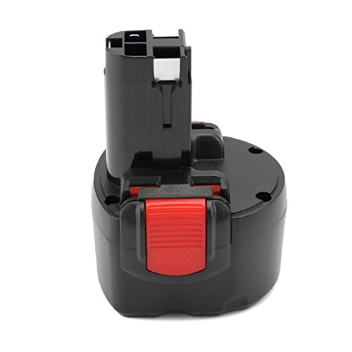 Preisvergleich Produktbild Creabest 9,6V 3000mAh Ni-MH Ersatz Akku für Bosch BAT048 BAT100 BAT119 2607335272 2607335461 GSR 9.6VE-2 PSR 9.6VE-2 PSR960 23609 32609-RT