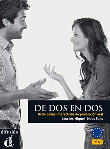 De dos en dos. Edición 25 aniversario (Ele - Texto Español) por Lourdes Miquel