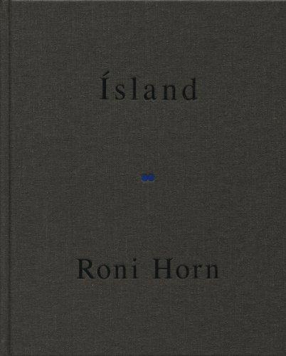 Roni Horn haraldsdottir part 2 /anglais