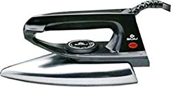 BAJAJ DX 2 LIGHT WEIGHT IRON (50, BLACK)