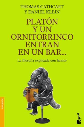 Platón Y Un Ornitorrinco Entran En Un Bar…