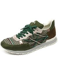 L4K3 Sneakers Uomo Mcbi473001o Pelle Multicolor DQtGHNrvam