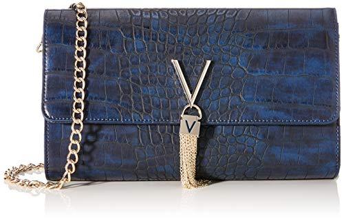 Valentino by Mario Audrey, Pochettes femme, Bleu (Blu), 4.5x12x27 cm (B x H T)