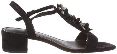 Marco Tozzi 28204, Salomés Femme Noir (Black)