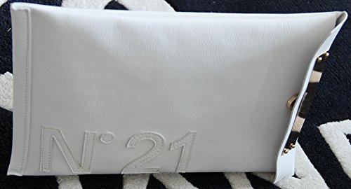 Zarapack - Borsa a tracolla donna (bianco)