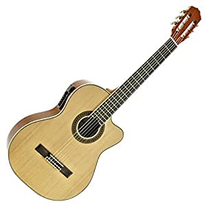 Deluxe Classical Electro Acoustic Guitar