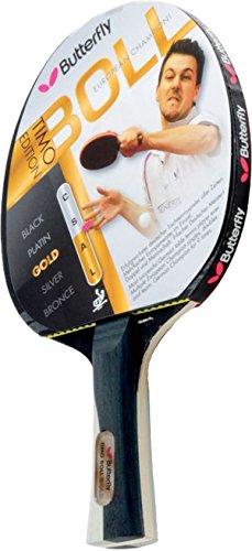 Preisvergleich Produktbild Butterfly Tischtennisschläger Timo Boll Gold Pfanne Asia TT Tischtennis Klinge Paddel Fledermaus