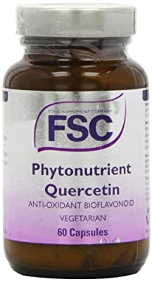 FSC 200mg Quercetin - Pack of 60 Capsules from FSC