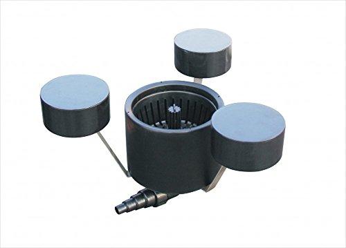 CSP-250A schwimmender Skimmer für Teiche bis zu 25m² Schwimmskimmer Teichskimmer