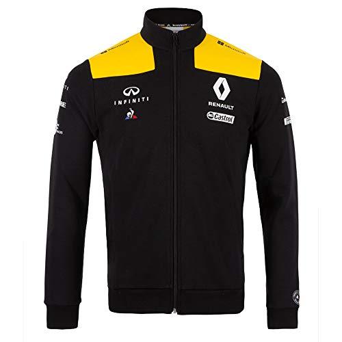 Renault F1 2019 Team - Sudadera, Color Negro, XXL, Negro
