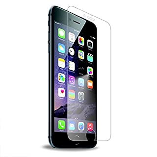 Aroncent Schutzfolie für iPhone 6 Plus, Screen Protector Film for iPhone 6 Plus, Displayschutzfolie Aufkleber, Transparent Weiss
