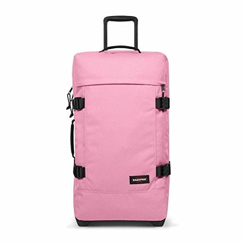 Eastpak Tranverz M Valise - 67 cm - 80 L - Powder Pink (Rose)