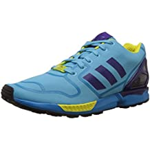 adidas Turschuhe Blau Sneaker Herren ZX FLUX Schuhe AF6303