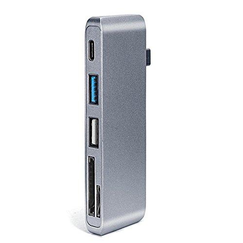 Ladehub TYP C zum USB HUB/SF/TF Reader/Laden des neuesten Hubs