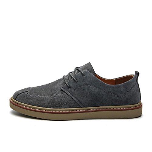 Uomo Inverno Il nuovo Martin stivali Spessore inferiore formatori Scarpe sportive Aumenta le scarpe Antiscivolo traspirante euro DIMENSIONE 38-44 gray