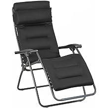lafuma fauteuil relax pliable et rglable rsx clip air comfort couleur - Fauteuil Pliant Relax