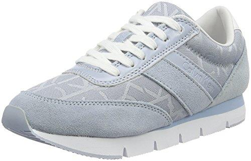 Calvin Klein Jeans TRE9267, Scarpe da Ginnastica Basse Donna, Blu (Chc), 38 EU