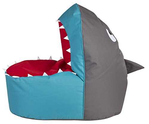 Sitting Point Kindersitzsack Brava Shark