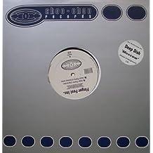 Finger Fest Inc. - Auto Porno - (Sticker on Sleeve) - Choo Choo Records