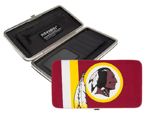 littlearth-nfl-washington-redskins-shell-mesh-wallet