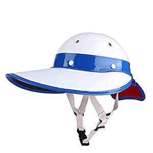 Dwawoo Golf Caddy Helme, Golf Sonnenschutz Schutzhelm Golf Kopfschutz Golf Zubehör für Kinder