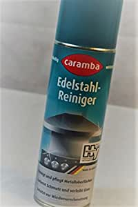 Caramba Edelstahlreiniger 250ml Dose Reiniger Edelstahl Küche Haushalt
