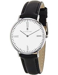 BLACK OAK Reloj con movimiento cuarzo japonés Woman BX57204-167 36 mm